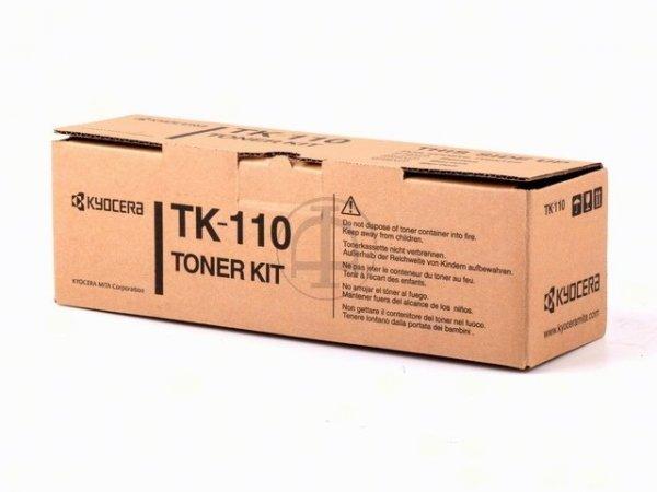 Original Kyocera 1T02FV0DE0 / TK-110 Toner Black