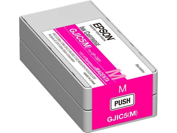 Original Epson C13S020565 / GJIC5(M) Tinte Magenta