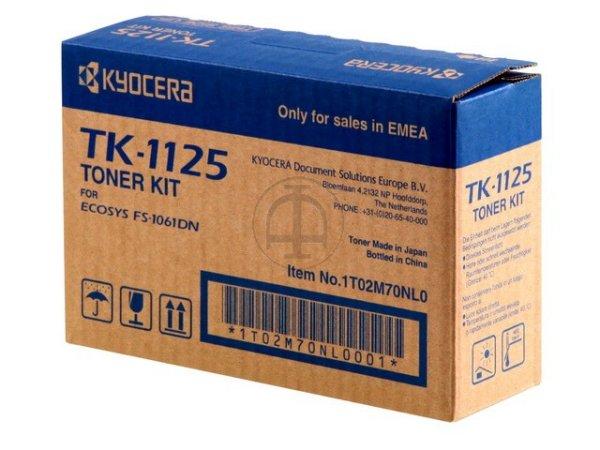 Original Kyocera 1T02M70NL0 / TK-1125 Toner Black