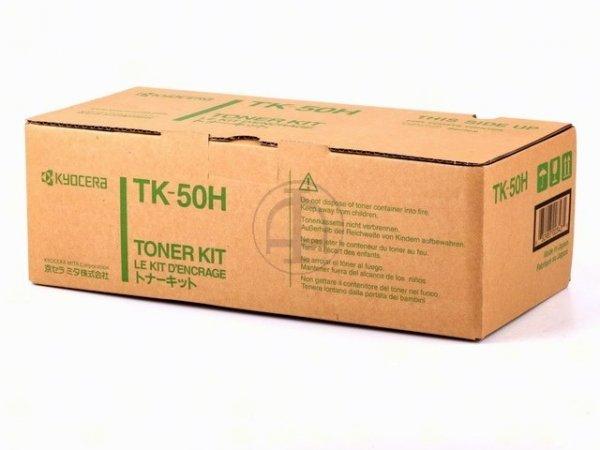 Original Kyocera 370QA0KX / TK-50H Toner Black