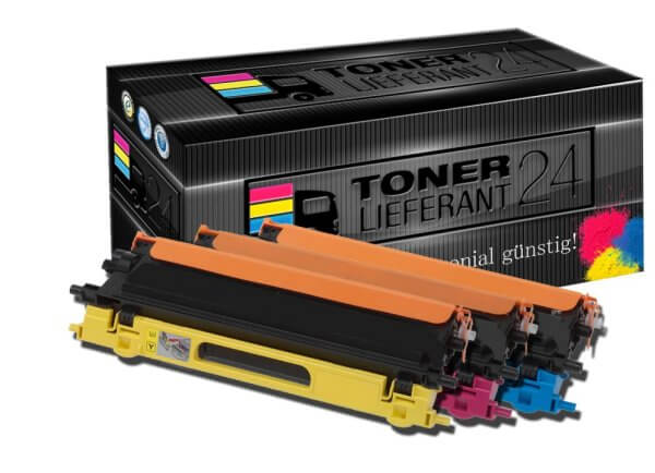 Kompatibel zu Brother TN-135 Toner Colorpack C/M/Y