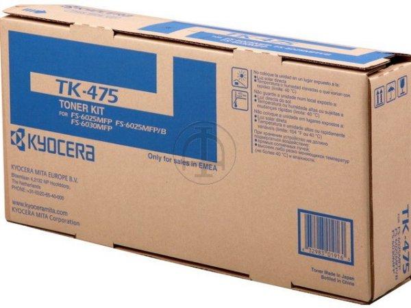 Original Kyocera 1T02K30NL0 / TK-475 Toner Black