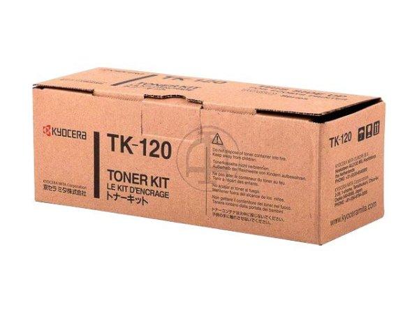 Original Kyocera 1T02G60DE0 / TK-120 Toner Black
