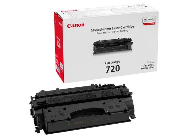 Original Canon 2617B002 / 720 Toner Black