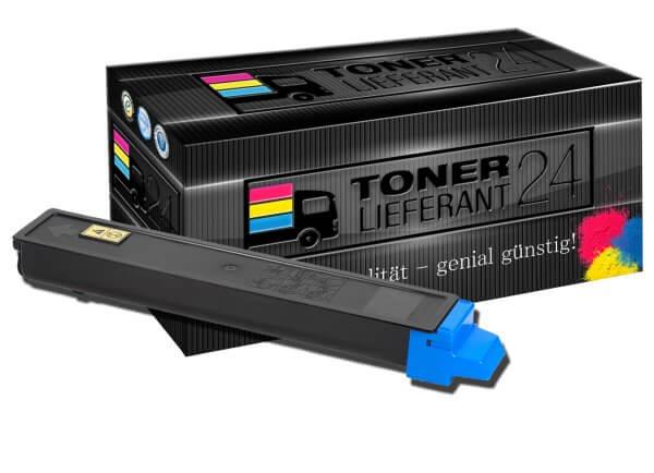 Kompatibel zu Kyocera TK-895C Toner Cyan (1T02K0CNL0)