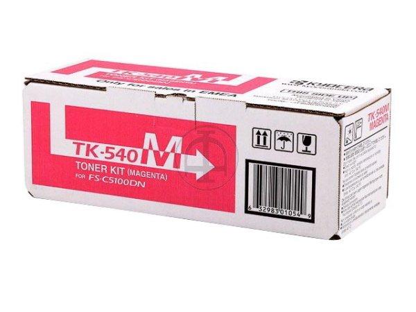 Original Kyocera 1T02HLBEU0 / TK-540M Toner Magenta