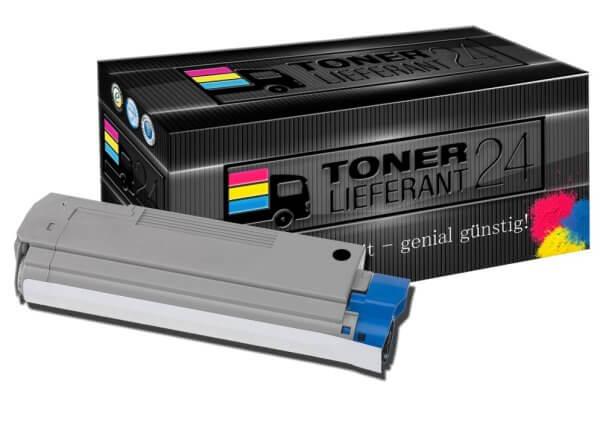 Kompatibel zu OKI 43324424 Toner Black XXL