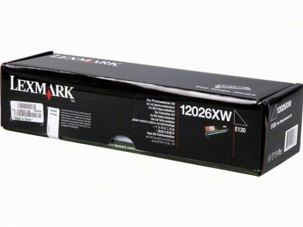 Original Lexmark 12026XW Bildtrommel Return