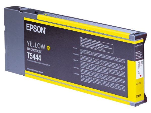 Original Epson C13T544400 / T5444 Tinte Yellow