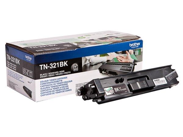 Original Brother TN-321BK Toner Black