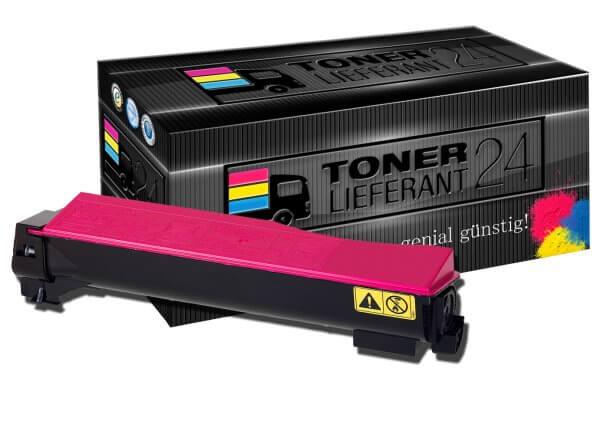 Kompatibel zu Kyocera TK-550M Toner Magenta (1T02HMBEU0)