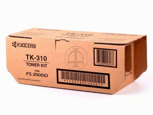 Original Kyocera 1T02F80EU0 / TK-310 Toner Black