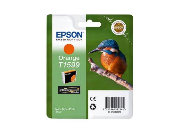 Original Epson C13T15994010 / T1599 Tinte Orange