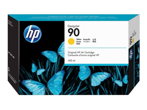 Original HP C5065A / Nr. 90 Tinte Yellow