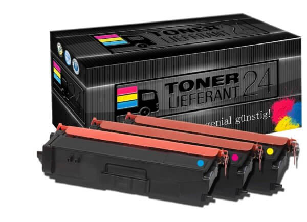 Kompatibel zu Brother TN-326 Toner Colorpack C/M/Y