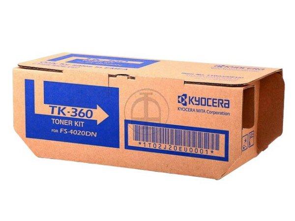 Original Kyocera 1T02J20EU0 / TK-360 Toner Black