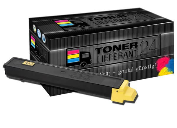 Kompatibel zu Kyocera TK-895Y Toner Yellow (1T02K0ANL0)