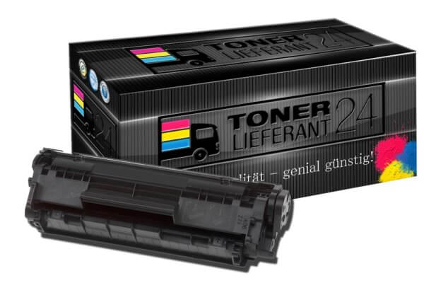 Kompatibel zu Canon 0263B002 / FX-10 Toner Black