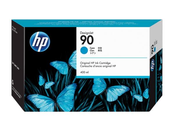 Original HP C5061A / Nr. 90 Tinte Cyan