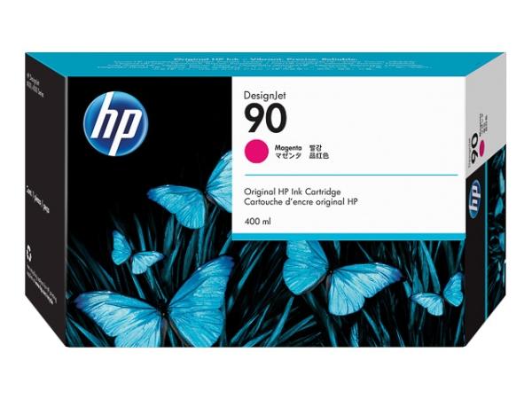 Original HP C5063A / Nr. 90 Tinte Magenta