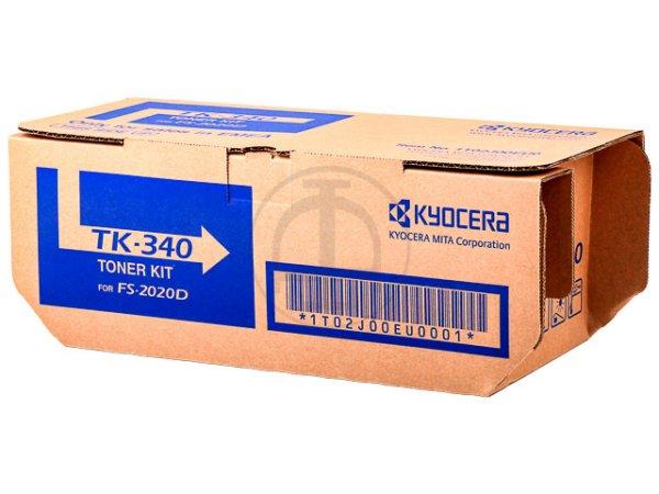 Original Kyocera 1T02J00EU0 / TK-340 Toner Black