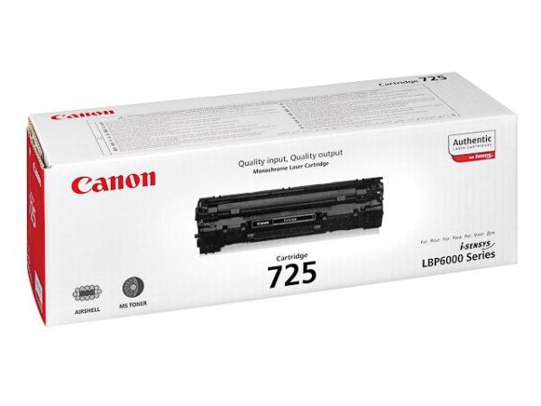 Original Canon 3484B002 / 725 Toner Black