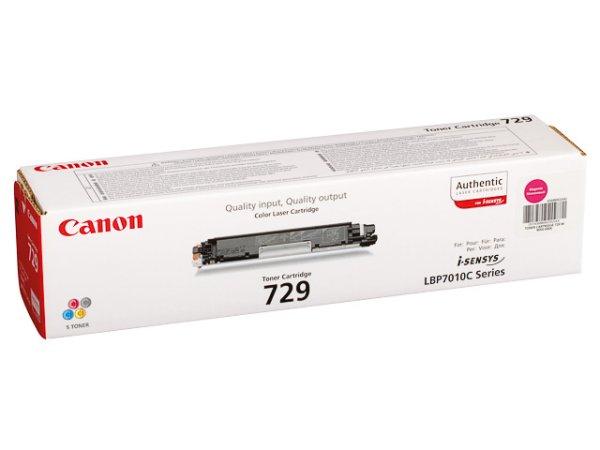 Original Canon 4368B002 / 729M Toner Magenta