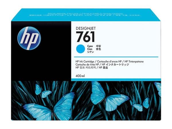 Original HP CM994A / Nr. 761 Tinte Cyan