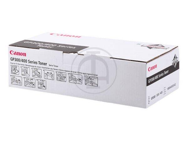 Original Canon 1389A003 / GP-300 Toner Black Doppelpack