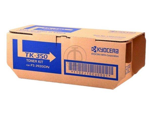 Original Kyocera 1T02LX0NL0 / TK-350 Toner Black