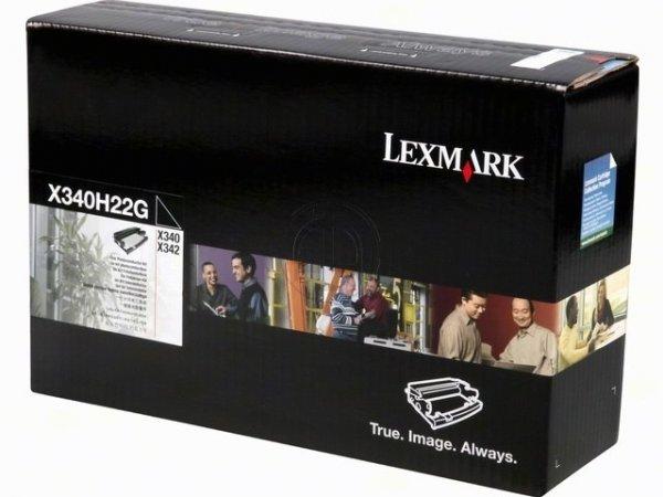 Original Lexmark X340H22G Bildtrommel Return
