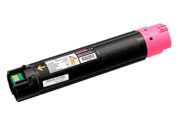 Original Epson C13S050657 Toner Magenta