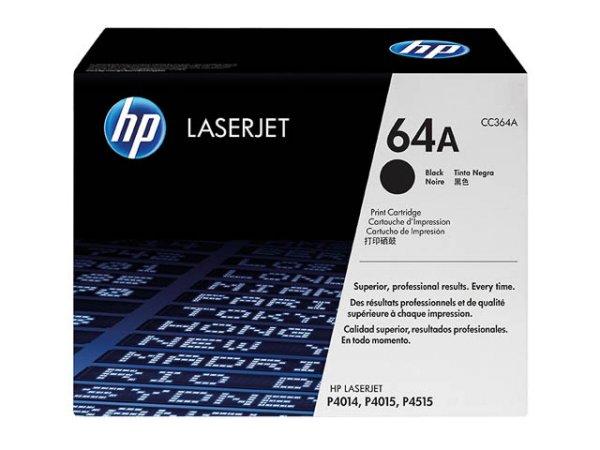 Original HP CC364A / 64A Toner Black