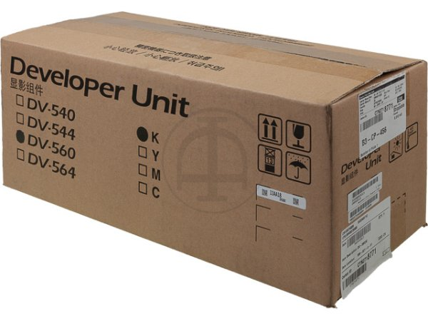 Original Kyocera 302HN93010 / DV-560K Entwicklereinheit Black