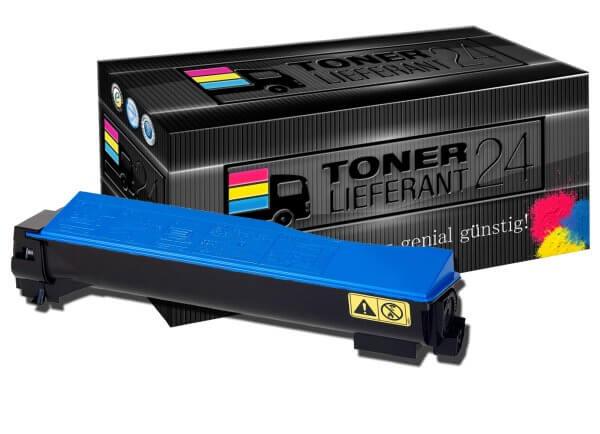 Kompatibel zu Kyocera TK-550C Toner Cyan (1T02HMCEU0)