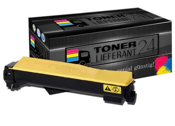 Kompatibel zu Kyocera TK-550Y Toner Yellow (1T02HMAEU0)