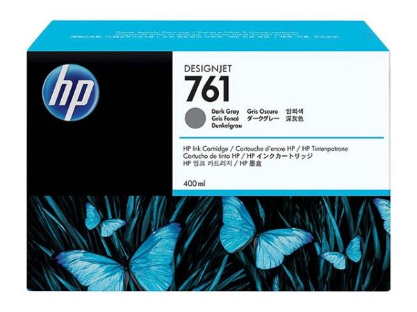 Original HP CM996A / Nr. 761 Tinte Dark Grey