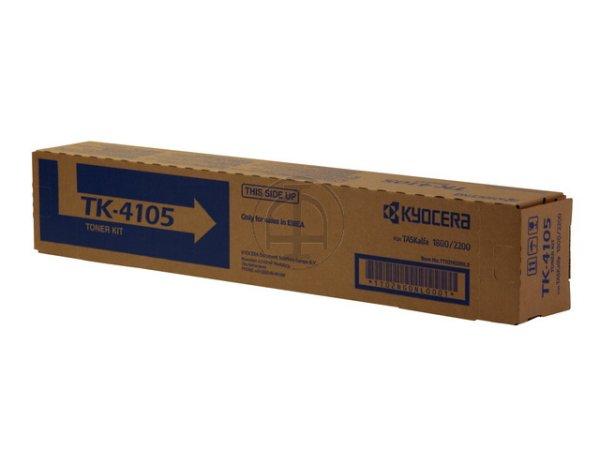 Original Kyocera 1T02NG0NL0 / TK-4105 Toner Black
