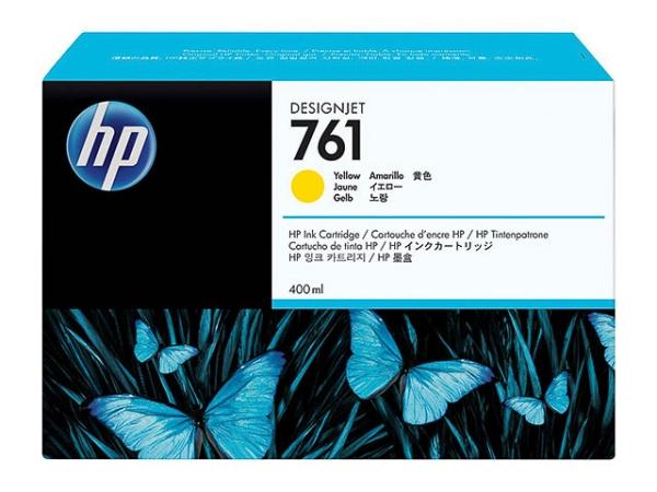 Original HP CM992A / Nr. 761 Tinte Yellow
