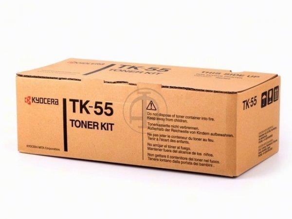 Original Kyocera 370QC0KX / TK-55 Toner Black